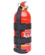 Gaśnica proszkowa 2kg GP-2x ABC z wieszakiem typ: PD2