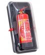 Osłona na gaśnice do 6kg typ: FS 6/EK czarna