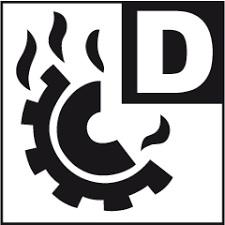 Klasa pożarowa D - pożary metali